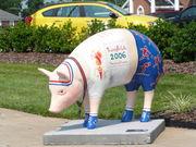 Lexington Sports Pig