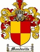 Goidfrid De Mandeville coat of arms