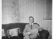 Garnet St. Clair Parsons  (Dad) 1957