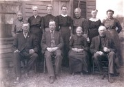 1930 Sarah Bell & Benjamin Ausmun righ side