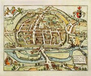 Exeter, England in 1563