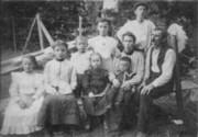 Rettie Tribell B 7-3- 1868 d 9-28-1904 Liberty Cemetery, Straight Creek, Bell County, Kentucky