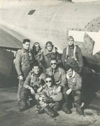 Frank Burke Flight Crew WW II