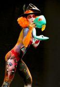人體彩繪藝術  Body Painting Arts