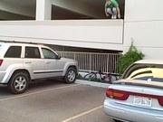 1 story parking garage kong!