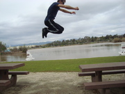 Conditioning - Table Jumps 4