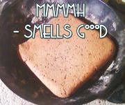 Mmmmh - smells good