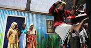 The martial arts grannies of Kenya's Korogocho slum