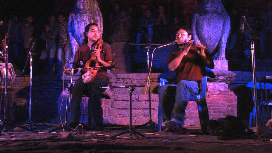 Music 4 Peace Concert in Nepal celebrating Mahatma Gandhi's 143rd