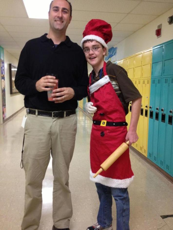 Positive Behavioral Santa Intervention (PBSI)