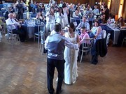 First dance as Mrs and Mrs
