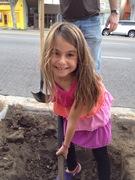 Plant Pico Day in Rancho Park - Happy Helper