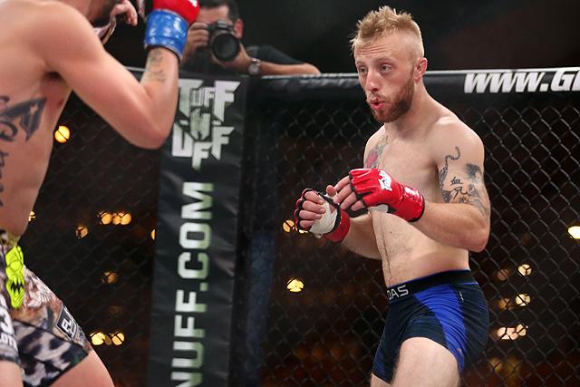 Zac vs. Shai Linsay RFA 31 10-9-2015