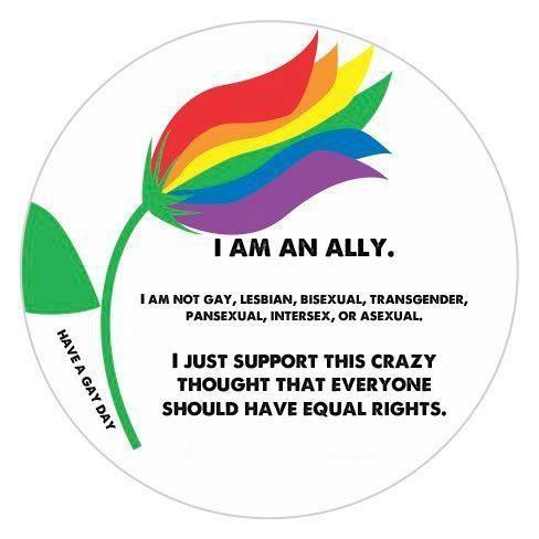 An ally