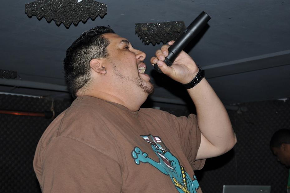 Big Sweat Singing