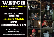 Talk of the Streets DVD II: (Beenreal.com Edition)
