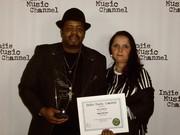 Garry & Carmen Moore ( Red Carpet Music Awards Hollywood )
