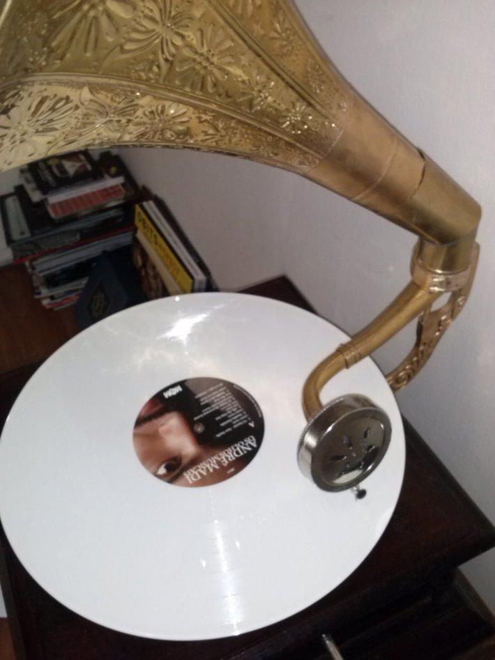 Andre Madi LP - Gramophone at Media4Music Label