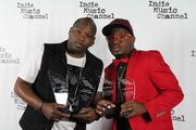 IMC Award winners Greg Harris II & Greg Harris III