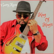 .Garry Moore - King Of Kings - Single Cover - November  2018