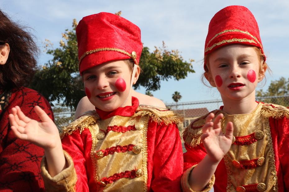 San Pedro Holiday Parade 2011