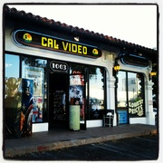Cal-Video, 10th & Gaffey, San Pedro