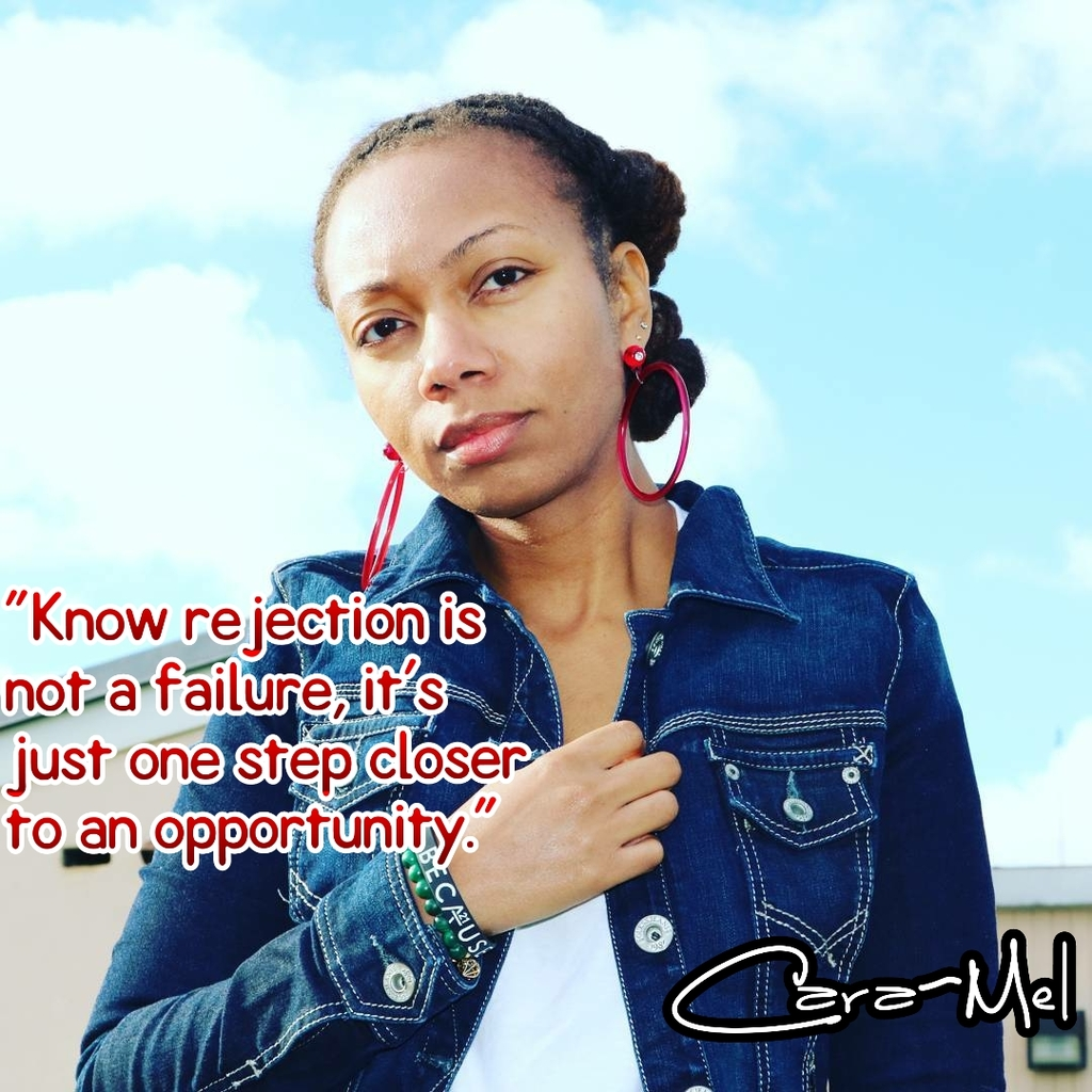 """""""Rejection Equals Opportunity"""" Quote"""