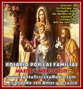 Rosario por las Familias
