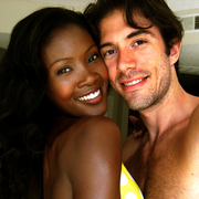Angelique and Romain