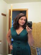 Green Sandra Dress xl