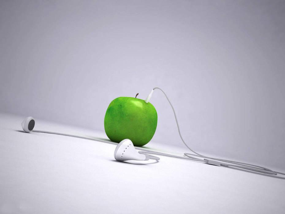 ვაშლის გულის მუსიკა