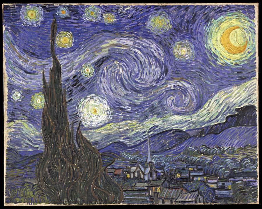 ვარსკვლავებიანი ღამე