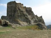 კოჯრის ციხე. ძველი ფენა XI საუკუნისაა