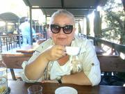 რძიანი ყავის თეთრი ლამბაქი