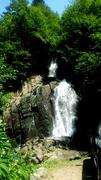 ჩანჩქერი ტურისტებისთვის