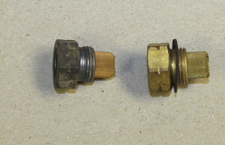 Carb Inlet and Filter (1)