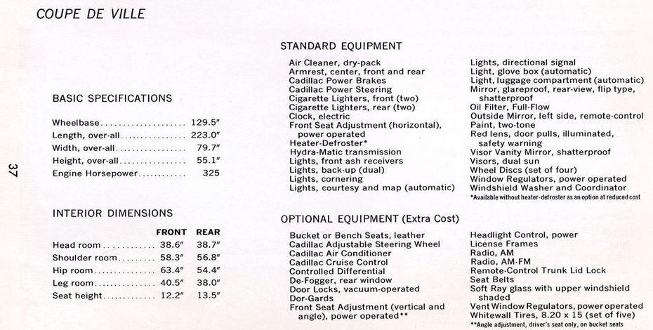 1963 Data Book pg 37