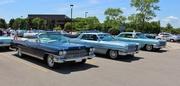 CLC 2015 GN Car Show - 1963 & 1964 Cadillacs.