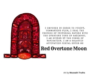Messages from Red Overtone Moon