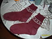Mein erstes paar Socken