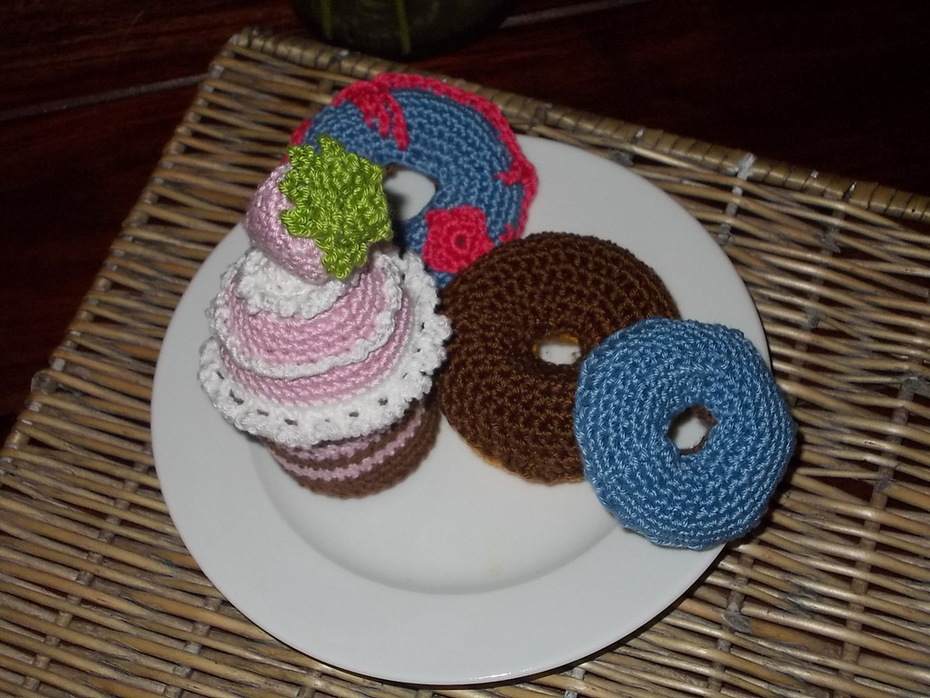 Donuts u Erdbeertörtchen