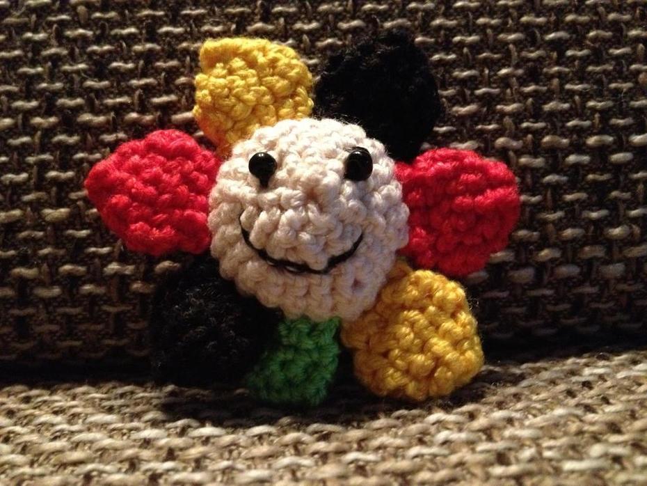 Mini Blume