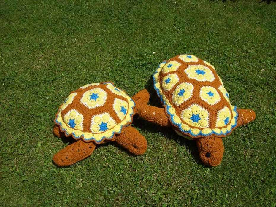 Schildkrötenpaar