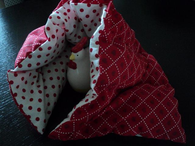 Dinkelkern Kissen
