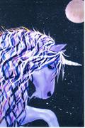 Moonlight the unicorn