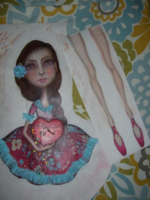 Pillow doll