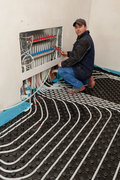 Radiant-Floor Heating System