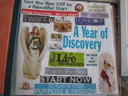 Vision Board and Creation Journals