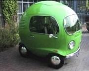 My town car