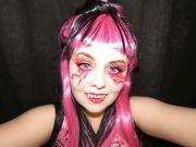 Monster High Draculaura Great Scarrier Reef Makeup